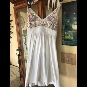 Victoria's Secret summer sequence dress